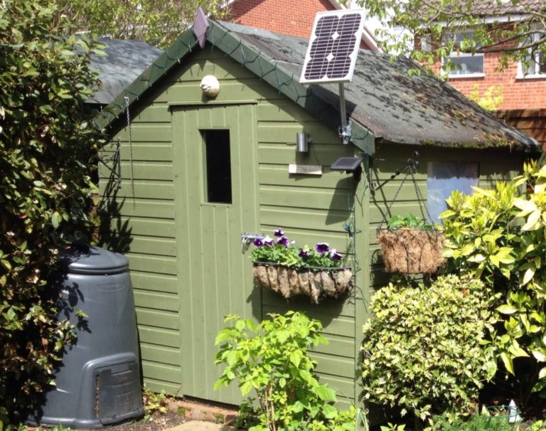 Do you need planning permission for a shed or outbuilding?